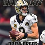 A Record-Breaking Game for Drew Brees