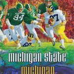 Top 25 College Football Flashback (2018 Week 8) – Michigan State vs. Michigan