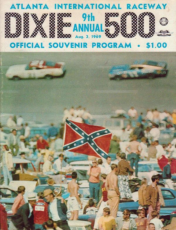 1969 Dixie 500