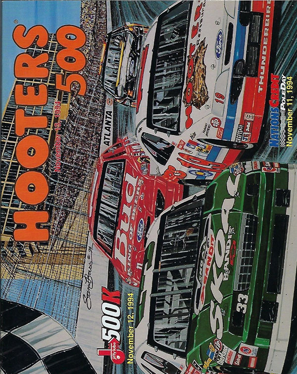 1994 Hooters 500