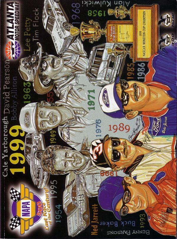 1999 NAPA 500