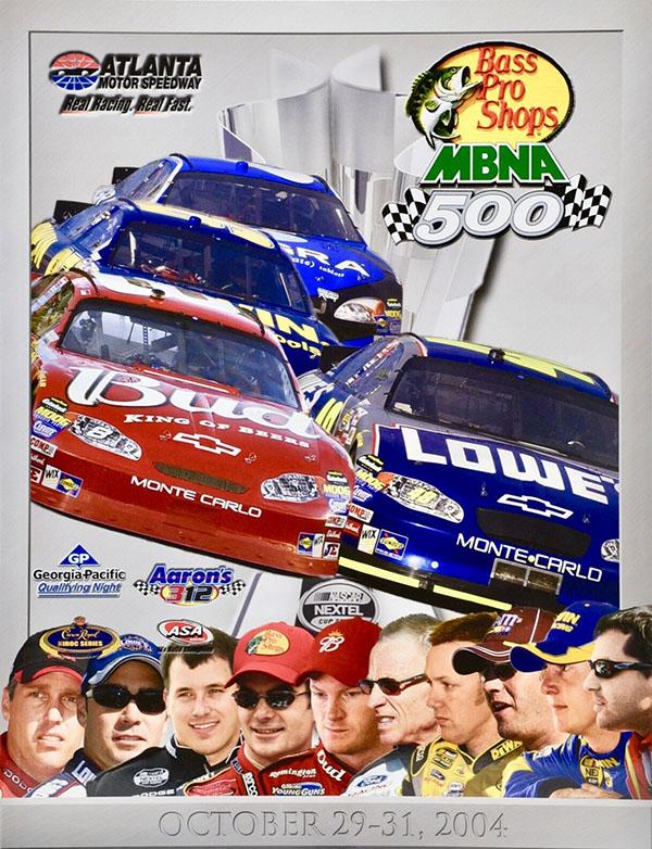 2004 Bass Pro Shops MBNA 500
