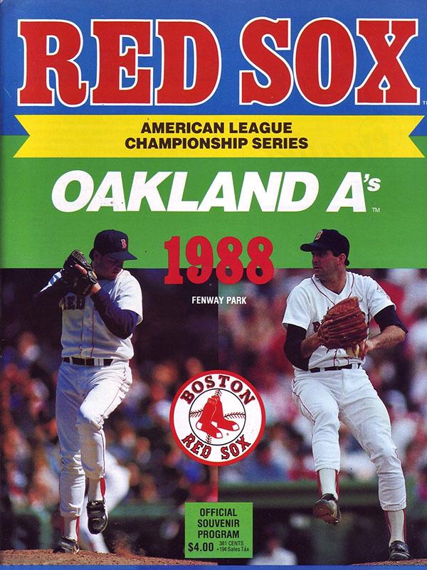 California Angels 1988 ALCS