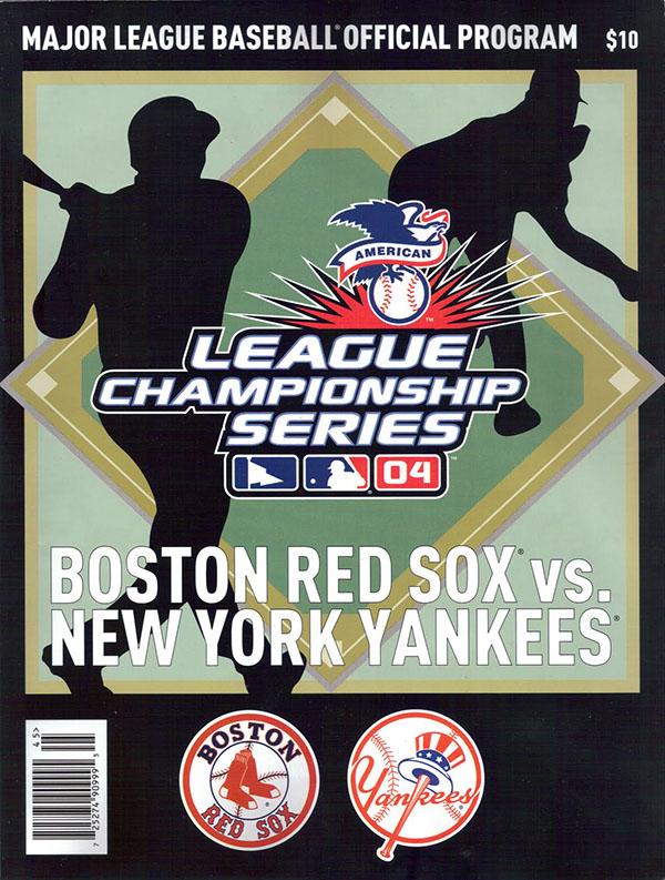 2004 ALCS (NEW YORK YANKEES VS. BOSTON RED SOX)
