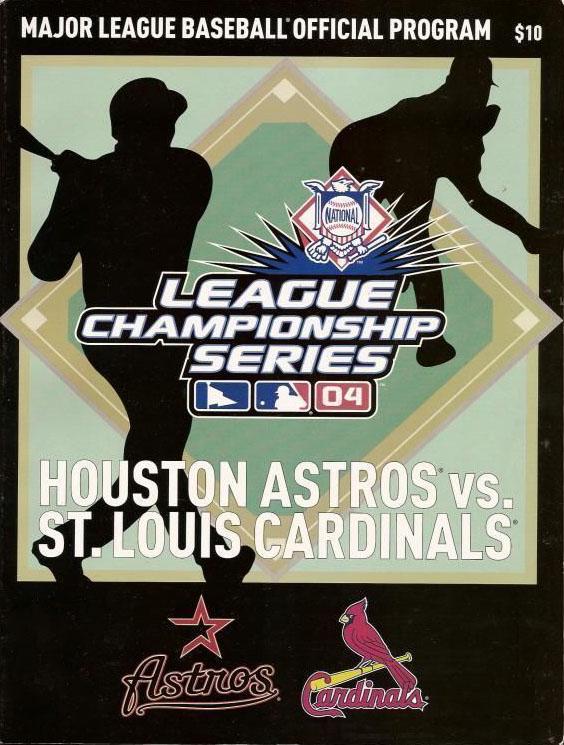 2004 NLCS (ST. LOUIS CARDINALS VS. HOUSTON ASTROS)