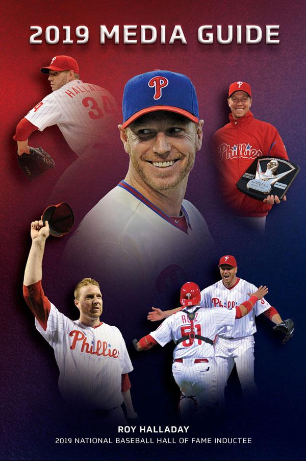 Philadelphia Phillies media guide
