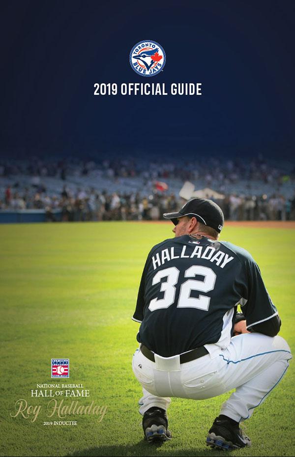 2019 Toronto Blue Jays media guide
