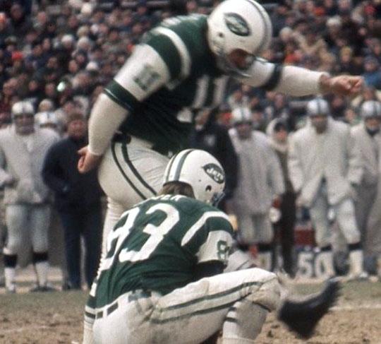 Slide Box: New York Jets Vs. Oakland Raiders, 1970