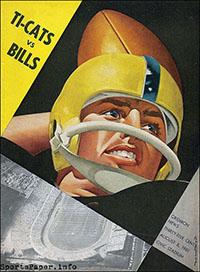 Hamilton Tiger-Cats vs. Buffalo Bills (August 8, 1961)