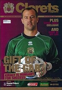 Burnley vs. Crystal Palace (September 29, 2007)