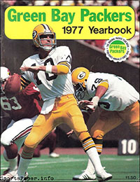 1977 Green Bay Packers Yearbook