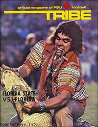 Florida State Seminoles vs. Florida Gators (November 25, 1978)