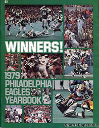1979 Philadelphia Eagles Yearbook