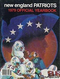 1979 New England Patriots Yearbook