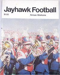 Kansas Jayhawks vs. Oklahoma Sooners (#3) (October 16, 1976)