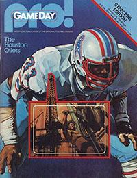 Pittsburgh Steelers vs. Houston Oilers (October 26, 1981)
