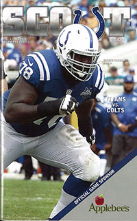 Indianapolis Colts vs. Tennessee Titans (December 1, 2013)