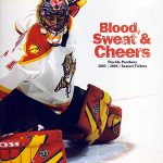 2003-04 Florida Panthers Ticket Brochure feat. Roberto Luongo