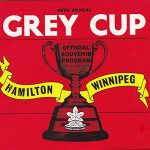 Grey Cup Program Gallery: Hamilton Tiger-Cats vs. Winnipeg Blue Bombers