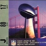 Super Bowl History: San Francisco 49ers