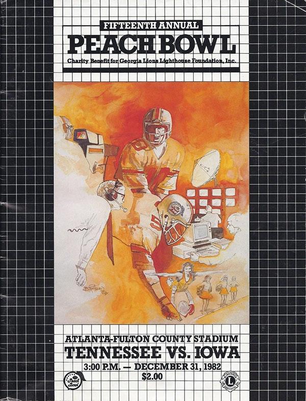 1982 Peach Bowl
