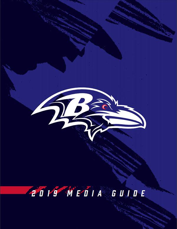NFL Media Guide: Baltimore Ravens (2019)