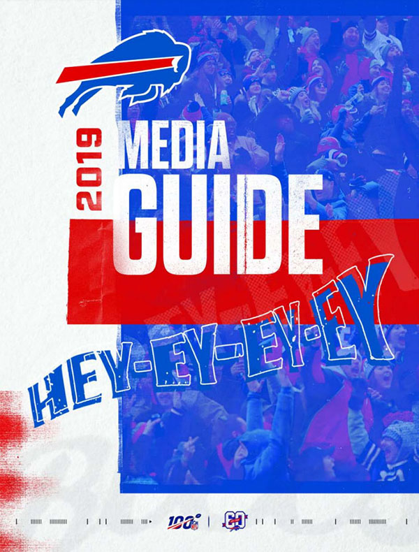 NFL Media Guide: Buffalo Bills (2019)