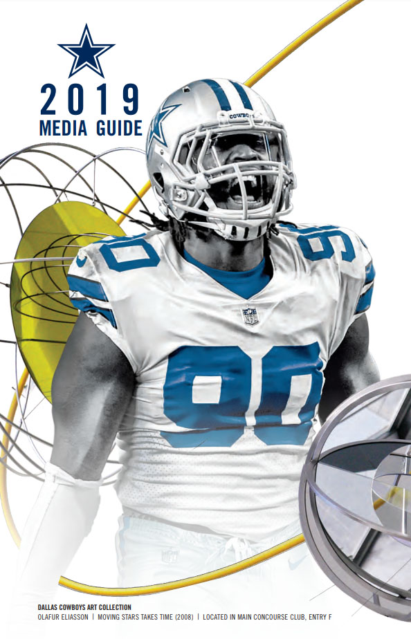 NFL Media Guide: Dallas Cowboys (2019)