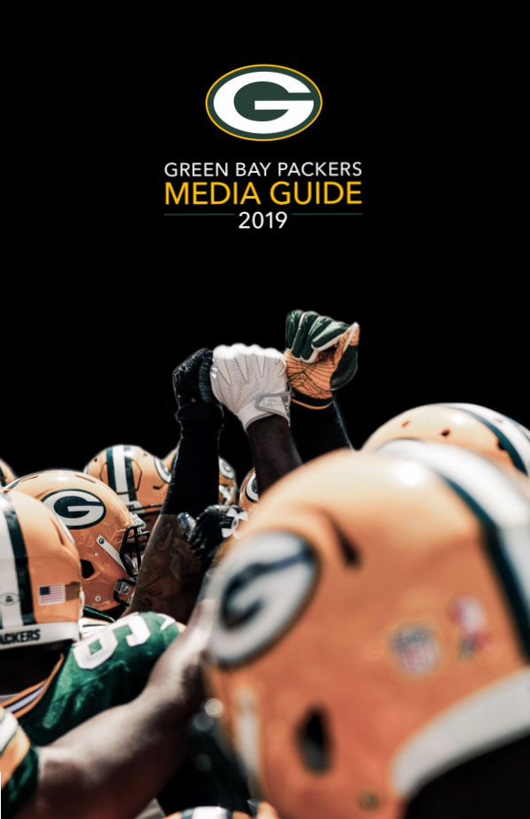 NFL Media Guide: Green Bay Packers (2019)