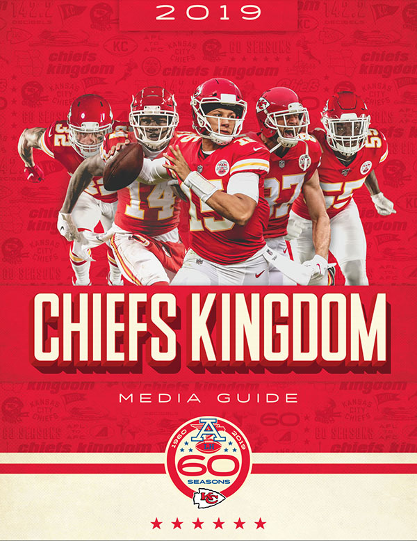 NFL Media Guide: Kansas City Chiefs (2019)