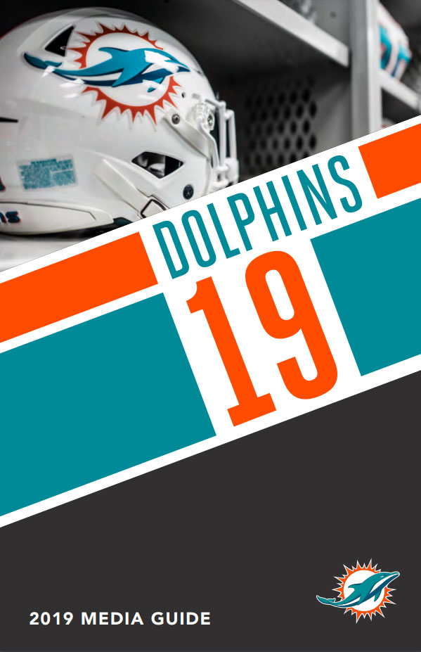 NFL Media Guide: Miami Dolphins (2019)