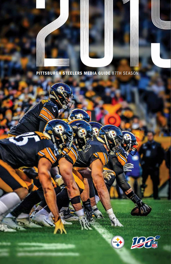 NFL Media Guide: Pittsburgh Steelers (2019)