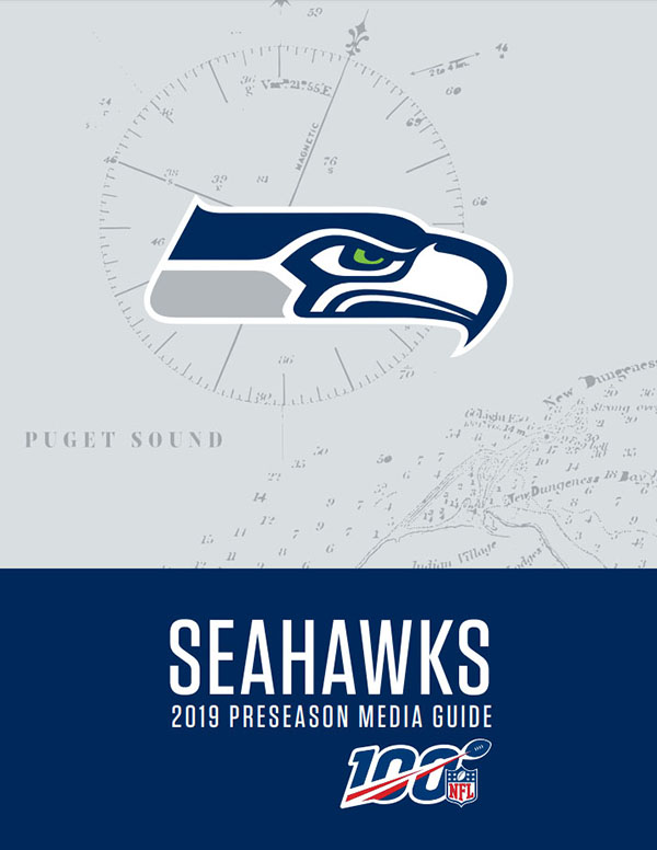NFL Media Guide: Seattle Seahawks (2019)