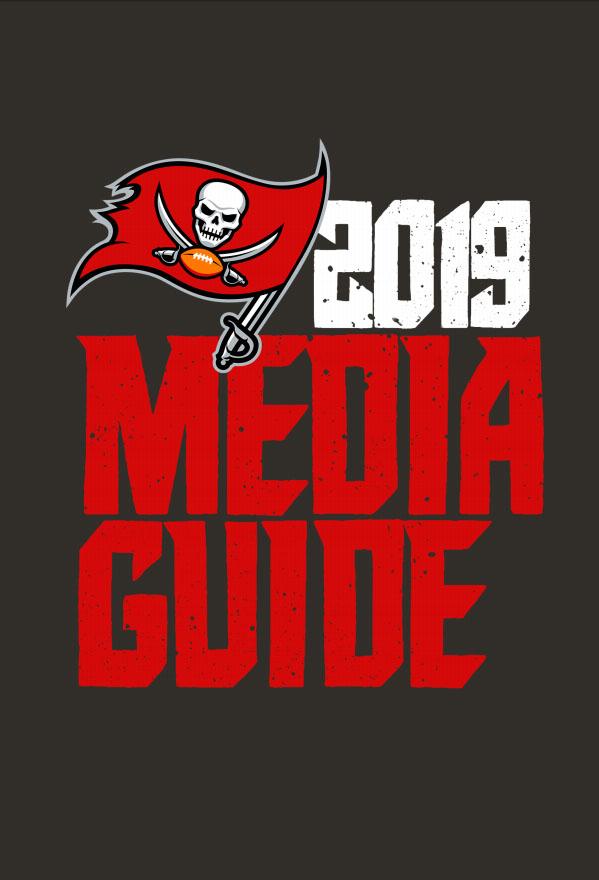 NFL Media Guide: Tampa Bay Buccaneers (2019)