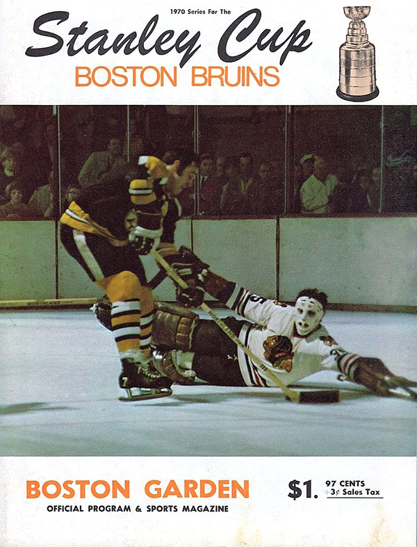 1970 Stanley Cup Finals, Boston Bruins vs. St. Louis Blues