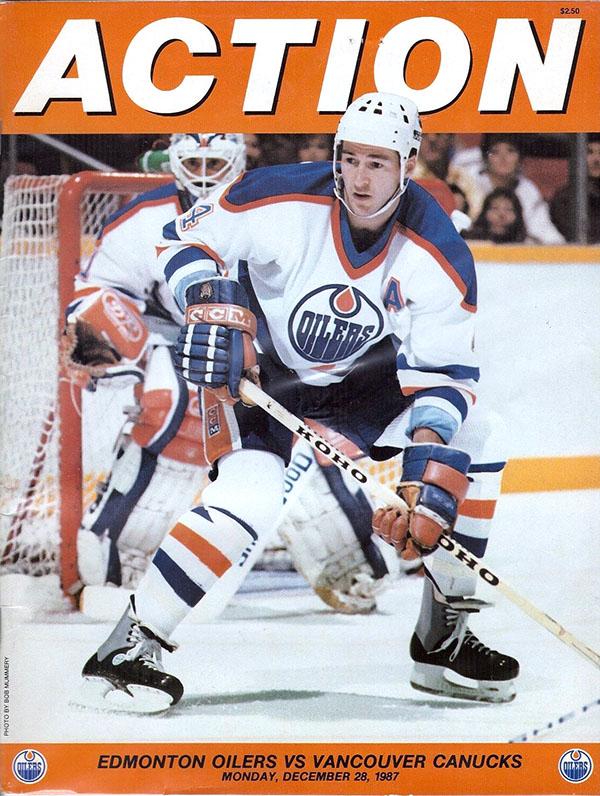 Kevin Lowe program, Edmonton Oilers