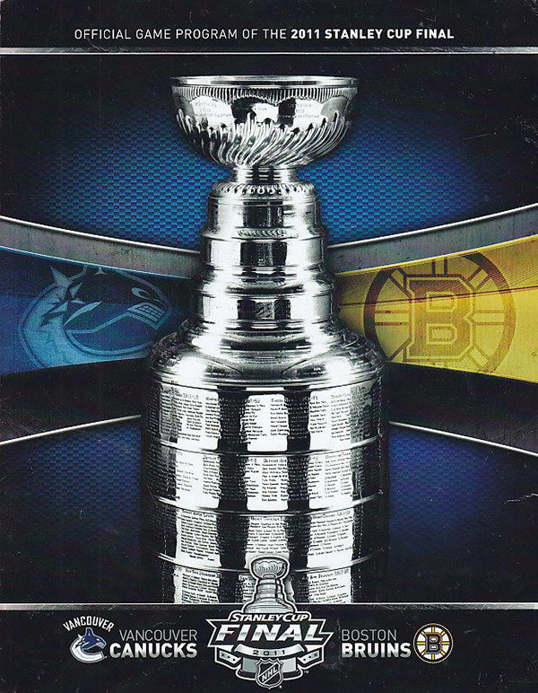 2011 Stanley Cup: Boston Bruins vs. Vancouver Canucks
