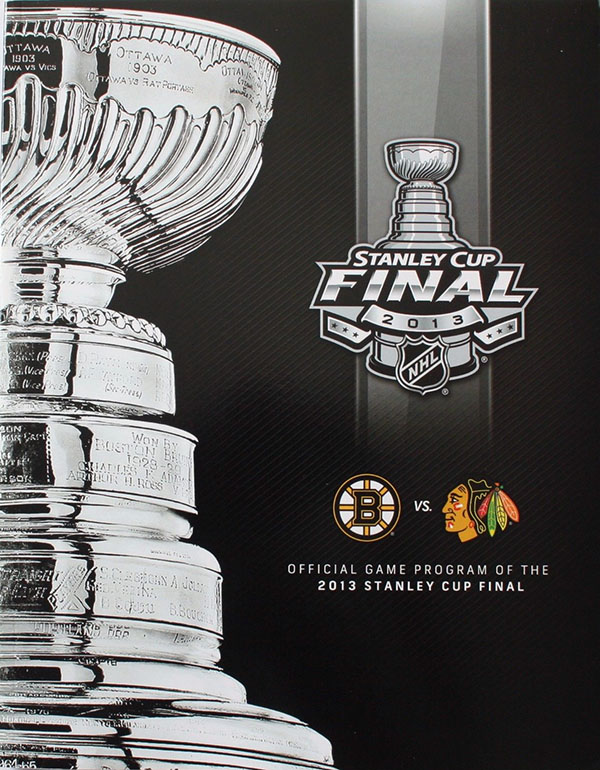 2013 Stanley Cup: Chicago Blackhawks vs. Boston Bruins