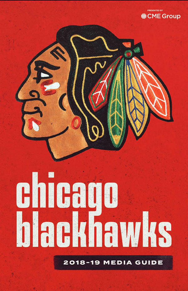 2018-19 CHICAGO BLACKHAWKS MEDIA GUIDE