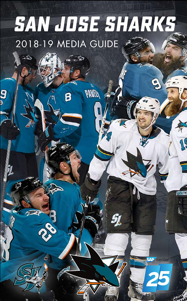 2018-19 SAN JOSE SHARKS MEDIA GUIDE