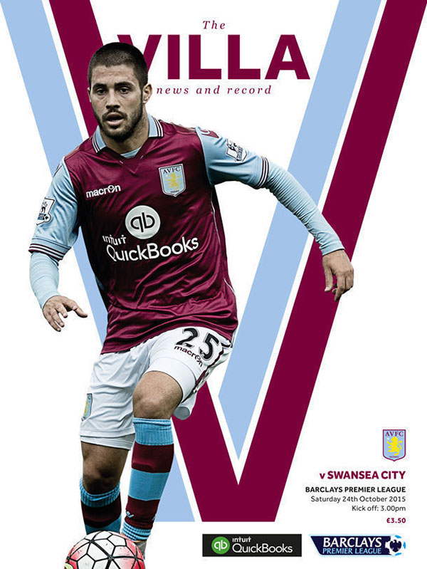 Aston Villa vs. Swansea City (October 24, 2015)