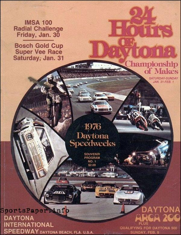 1976 24 Hours of Daytona