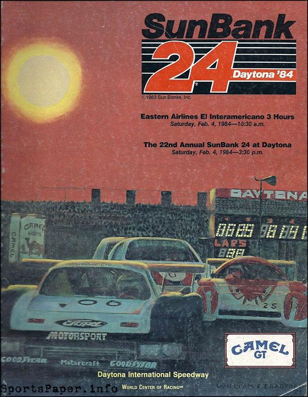 1984 24 Hours of Daytona