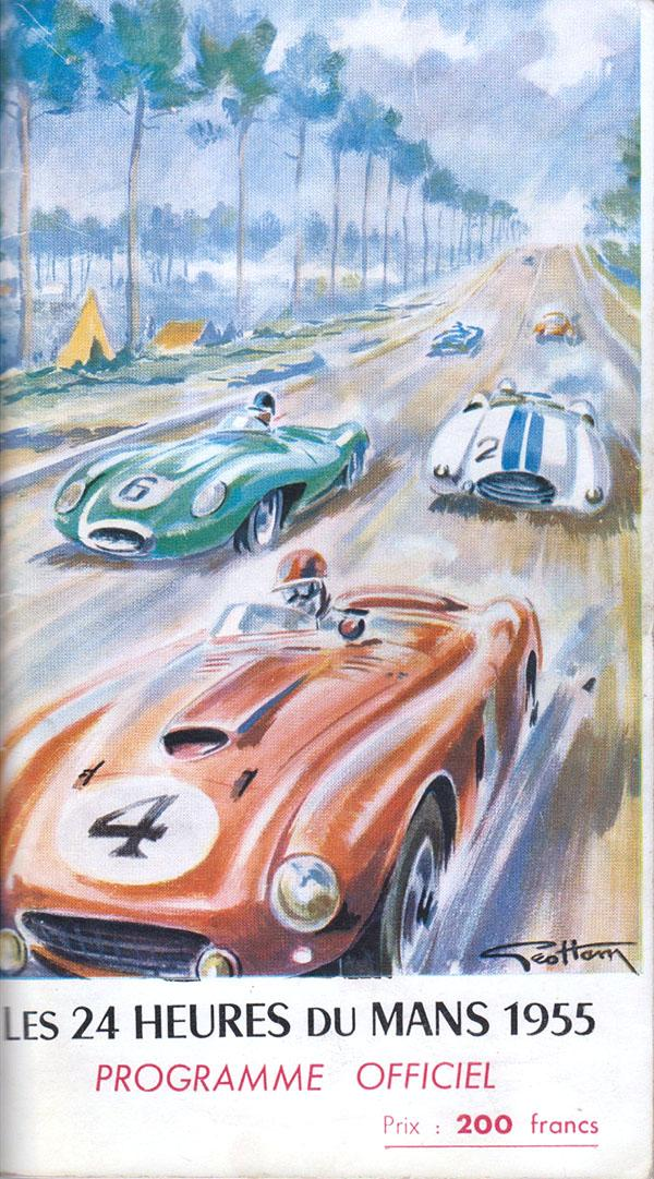 1955 24 Hours of Le Mans