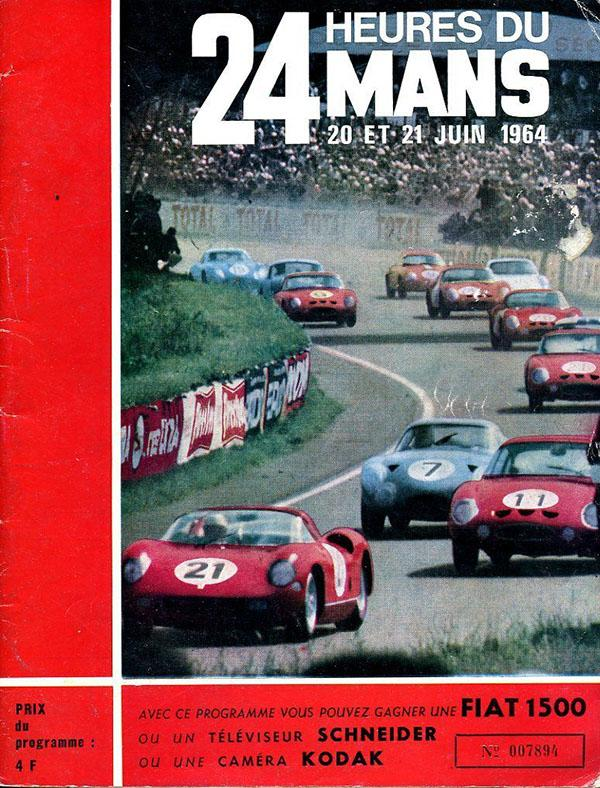 1964 24 Hours of Le Mans