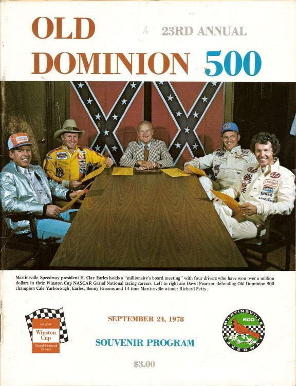 1978 Old Dominion 500